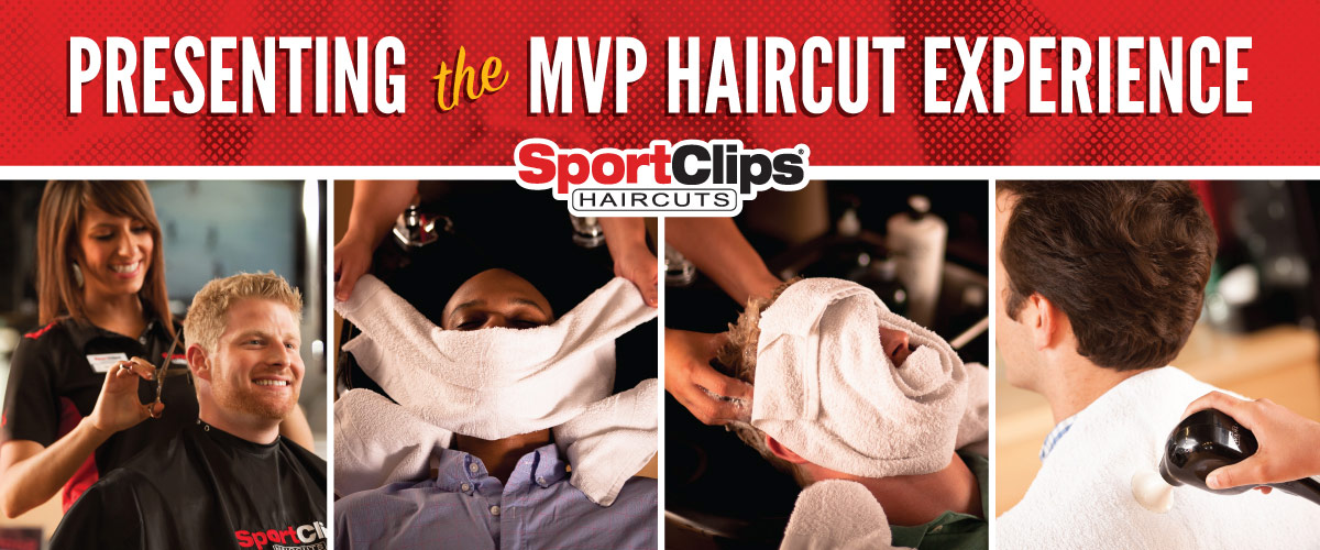 The Sport Clips Haircuts of Concord at Christenbury Corners MVP Haircut Experience